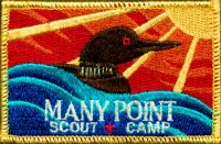 2003 Many Point Patch - Patches of the 2000's