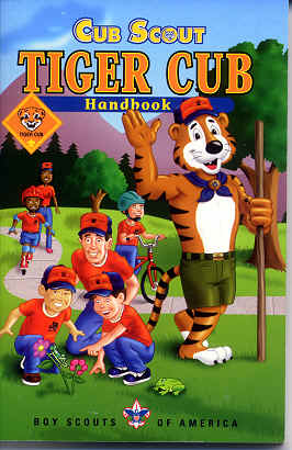 New Tiger Cub Book.  Click for full Image